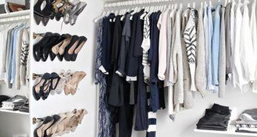 Garderoobi korrastamine
