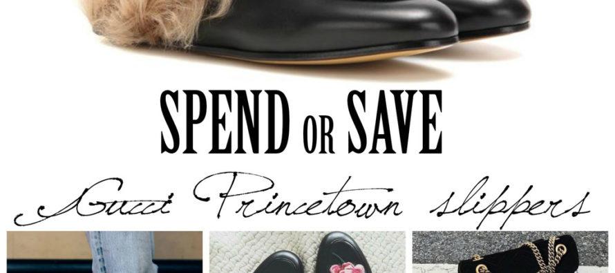 "Gucci ""Princetown"" jalanõud"