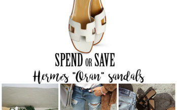 "Hermés ""Oran"" sandaalid"