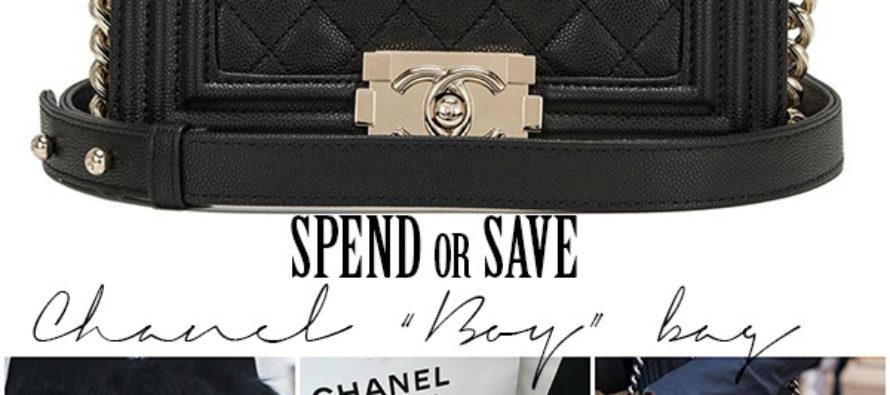 """Kuluta või säästa – Chanel """"Boy"""" kott"""