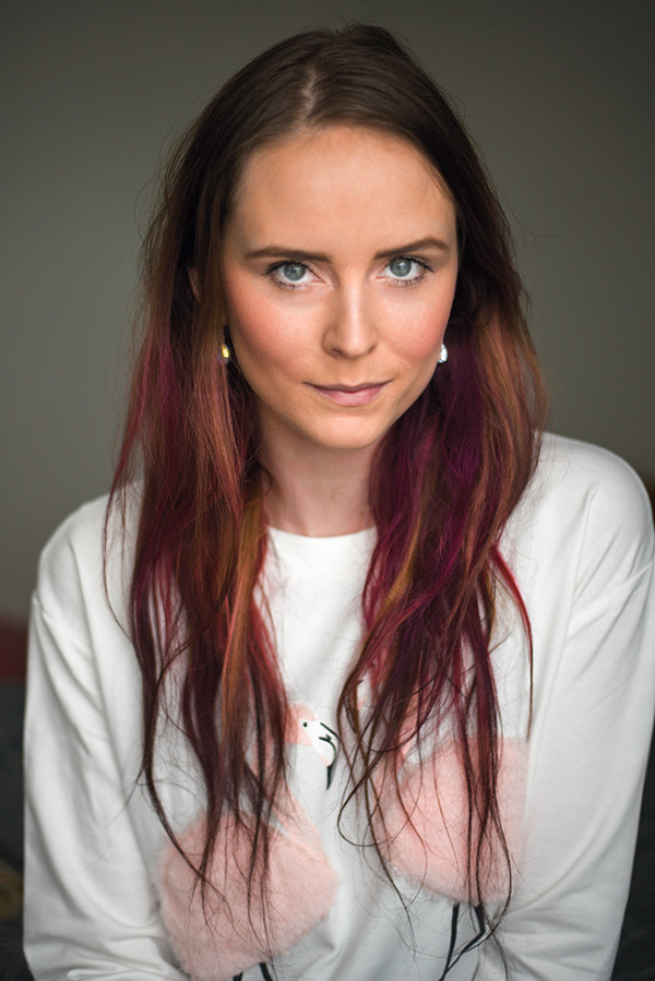 L'oreal Colorista pink hair - Mariliis Anger