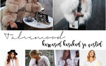 Talvemood – karvased vestid ja kasukad