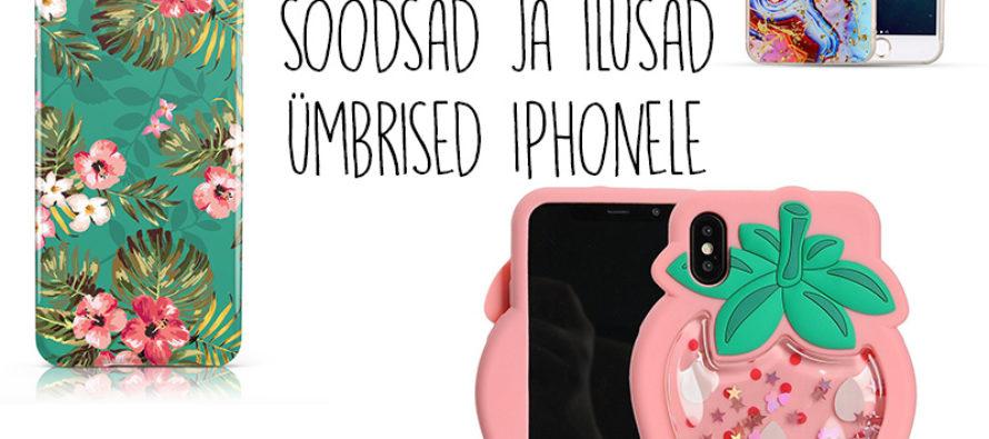 Ebay leiud – Soodsad ja ilusad ümbrised Iphonele